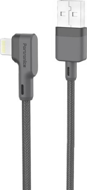 Portronics POR-1080 Konnect L 1.2 m Lightning Cable