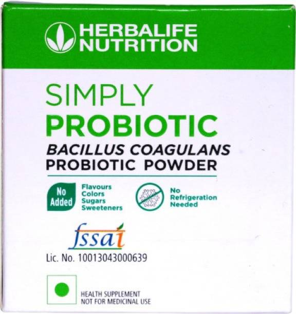 Herbalife Simply Probiotics Bacillus Coagulan Powder Unflavored Powder