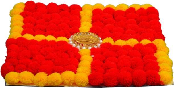 crafteddiyas Wool Table Diya