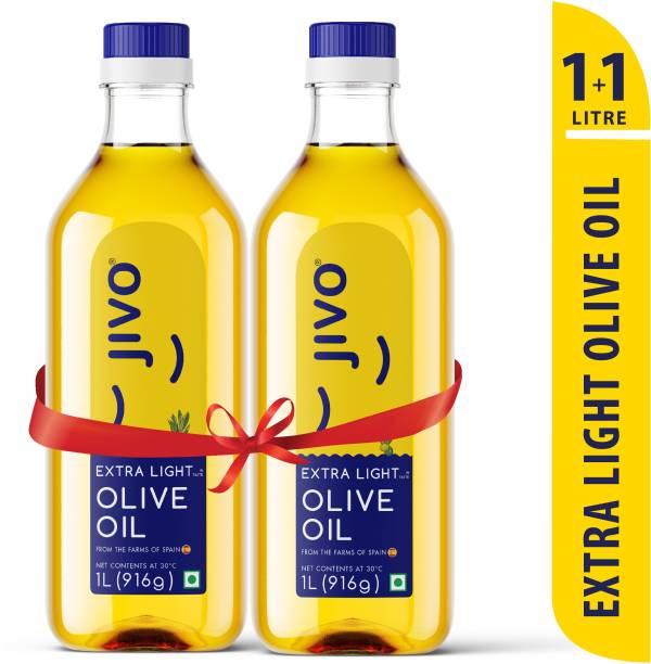 JIVO Extra Light Olive Oil Plastic Bottle