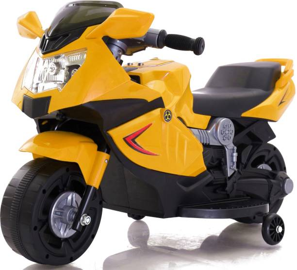 Toyhouse Mini Ninja Super Rechargeable for kids (1.5 to 3yrs) Bike Battery Operated Ride On