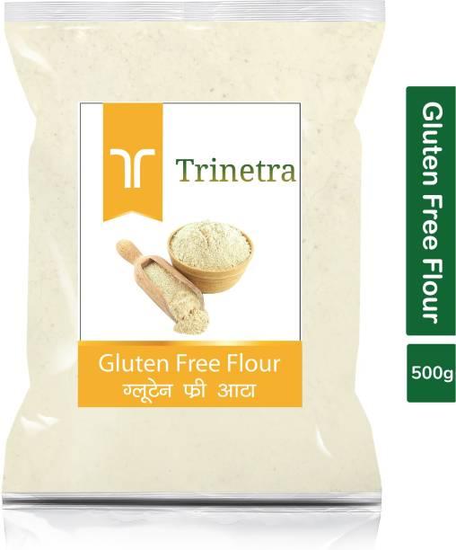 Trinetra Best Quality Gluten Free Atta (Gluten Free Flour)-500gm (Pack Of 1)