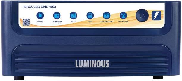 LUMINOUS Hercules Sine 1500 Pure Sine Wave Inverter