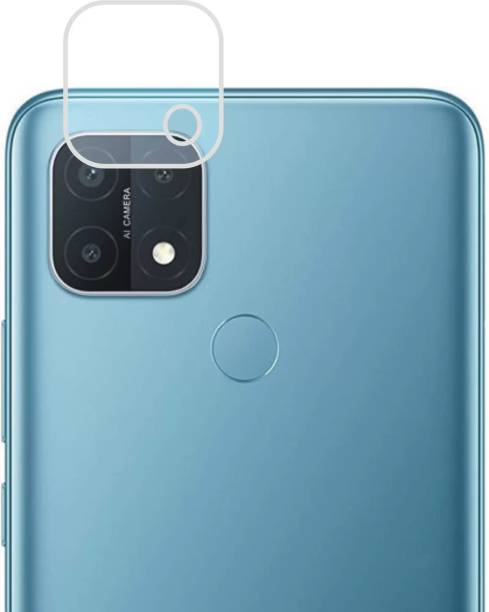 Pasiphae Back Camera Lens Glass Protector for Oppo A15S