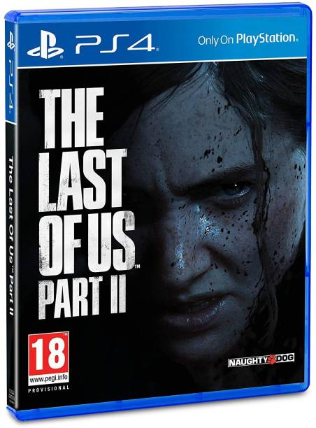 The Last of Us Part ll PS4 Game