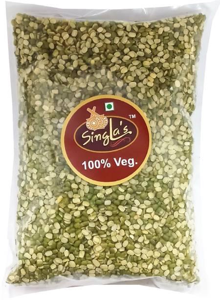 Singla Green Moong Dal (Whole)