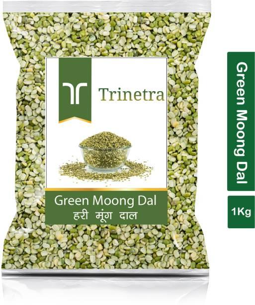 Trinetra Green Moong Dal (Split)