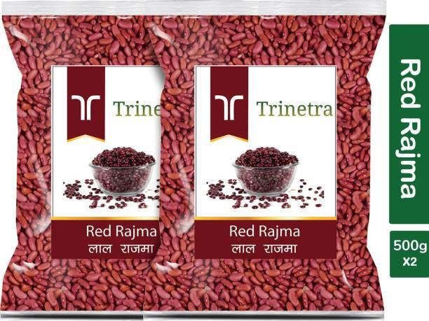 Trinetra Red Rajma (Whole)