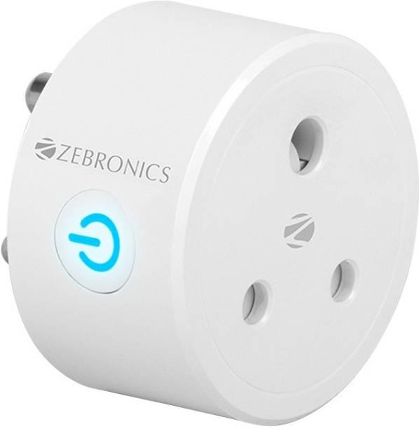 ZEBRONICS ZEB-SP110 10A Smart Plug