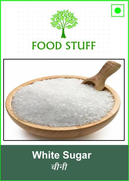 FOOD STUFF Premium Quality White Sugar - 1.5KG Sugar