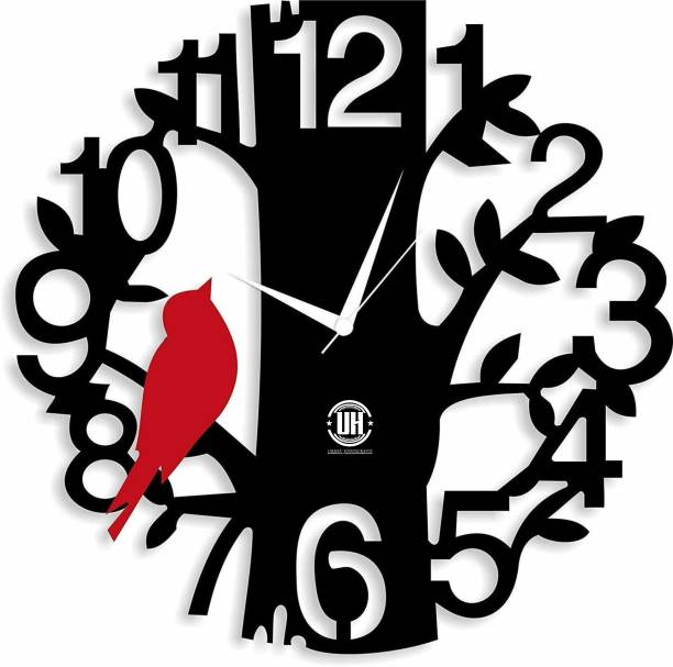 Urban handicrafts Analog 30.48 cm X 30.48 cm Wall Clock
