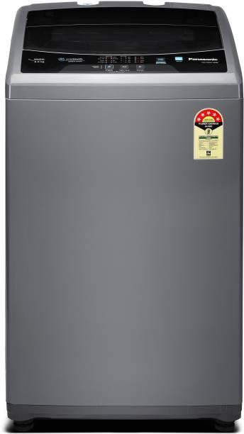 Panasonic 6 kg 5 Star AquaBeat Wash Fully Automatic Top Load Grey