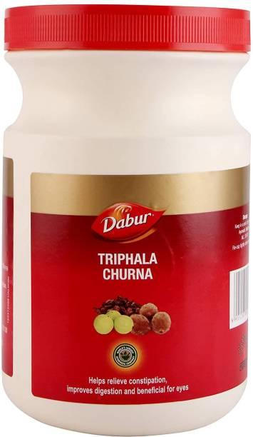 Dabur Triphala Churna Ayurvedic Remedy for Gastro Intestinal Health - 500 g