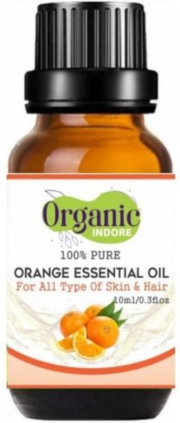 OrganicIndore Orange oil for skin and hair