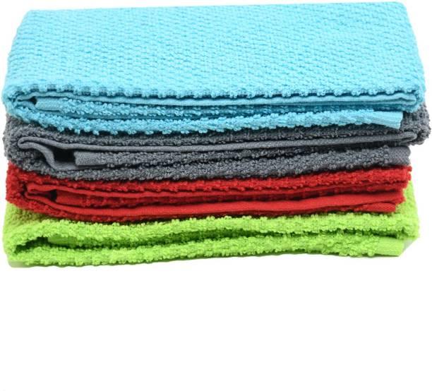 Turkish Bath Cotton 350 GSM Hand, Sport Towel Set