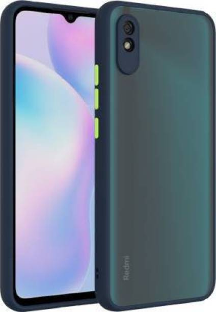 GLOBAL NOMAD Back Cover for Mi Redmi 9A