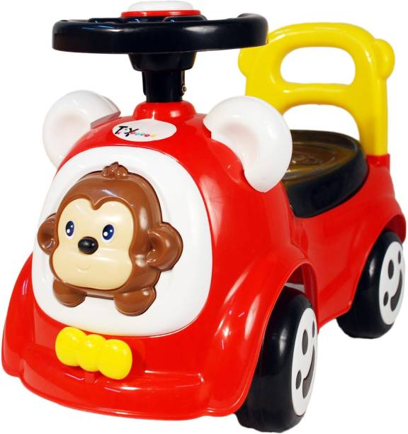 Toyhouse Happy Jagoo's Funky Rideons & Wagons Non Battery Operated Ride On