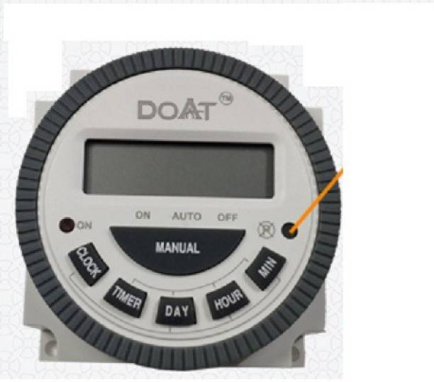 Doat Digital DTT-2204-H2 Digital Timer Programmable Time Switch 4pin For Incubator Programmable Electronic Timer Switch