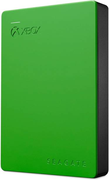 Seagate 4 TB External Hard Disk Drive