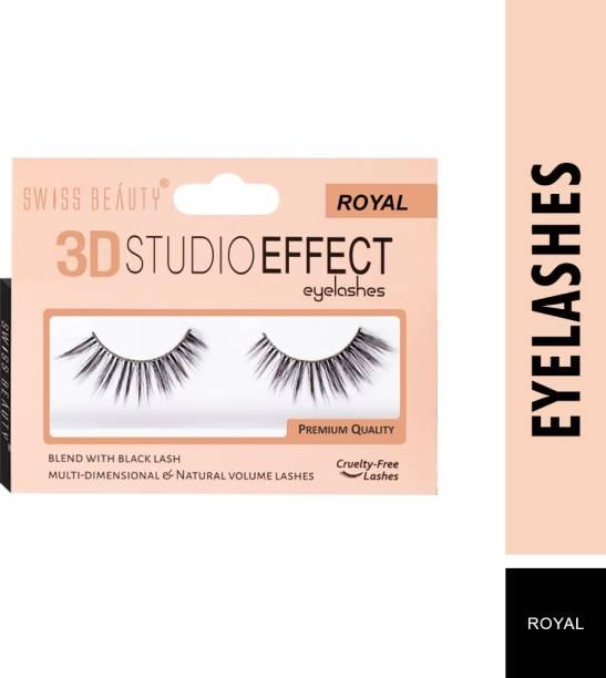 SWISS BEAUTY Natural 3D Volume Eyelashes
