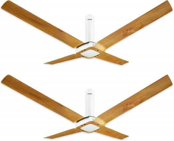 LUMINOUS New York Madison Ceiling Fan 1300 mm 4 Blade Ceiling Fan