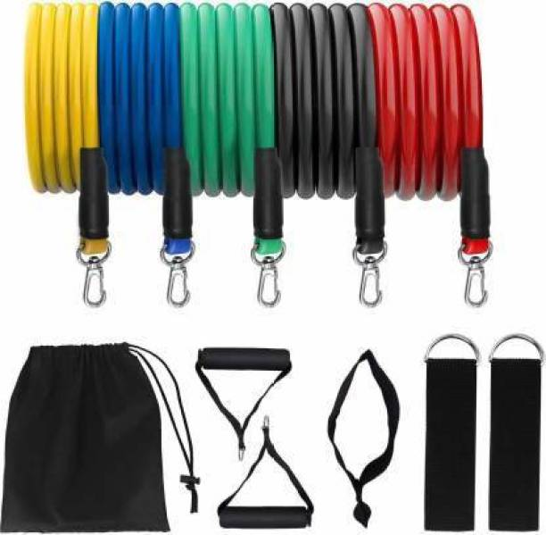 ADONYX Home Gym Workout Fitness Resistance Band