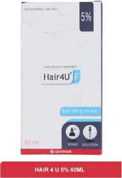 Glenmark Hair 4U F, 5 %hair growth treatment