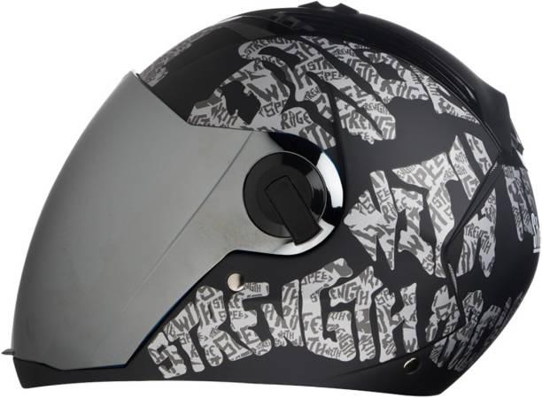 Steelbird Air SBA-2 Strength Motorbike Helmet