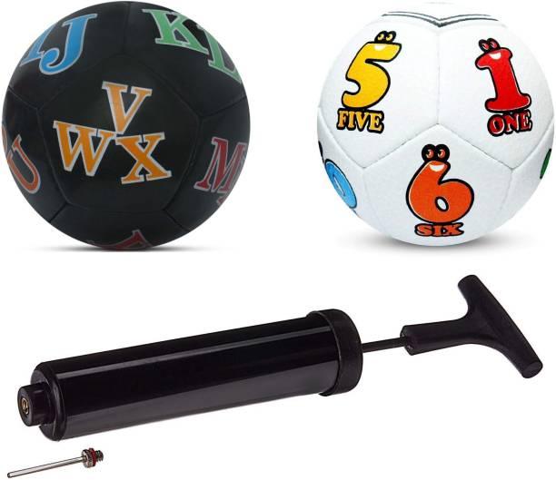 RAMEX Mini Football Kids to Play at Home, Garden Beach Football Kit