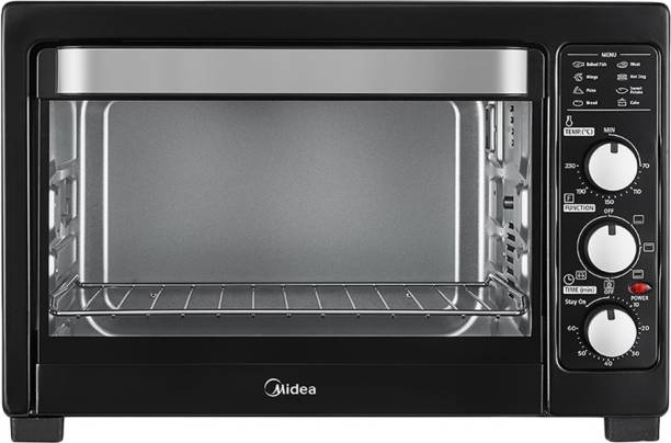 Midea 40-Litre MEO-40BGY1 Oven Toaster Grill (OTG)