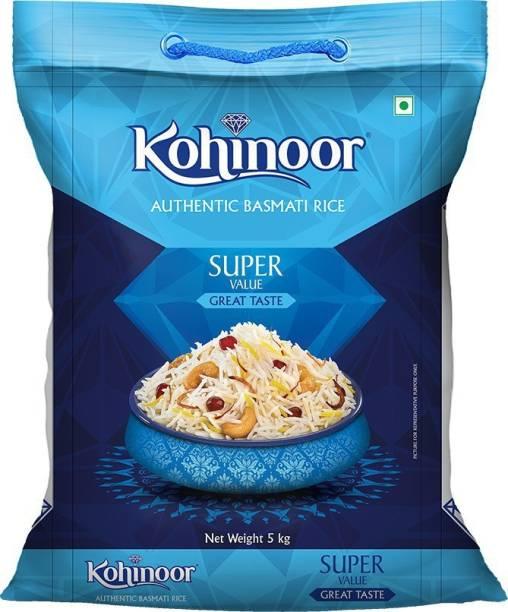 KOHINOOR Super Value Basmati Rice (Long Grain)