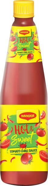 Maggi Hot & Sweet Tomato Chilli Sauce Sauce