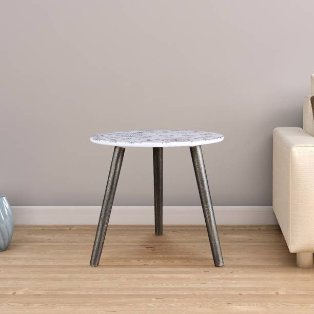 Hometown Solid Wood Side Table