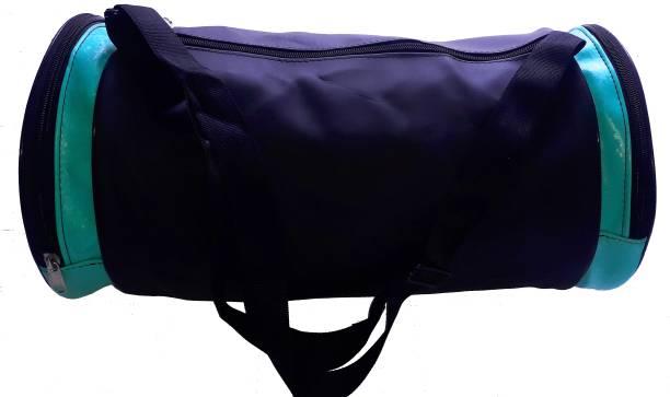 JXN SPORTS BAG- BLACK AND BLUE