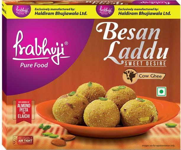 PRABHUJI PURE FOOD Besan Laddu Box
