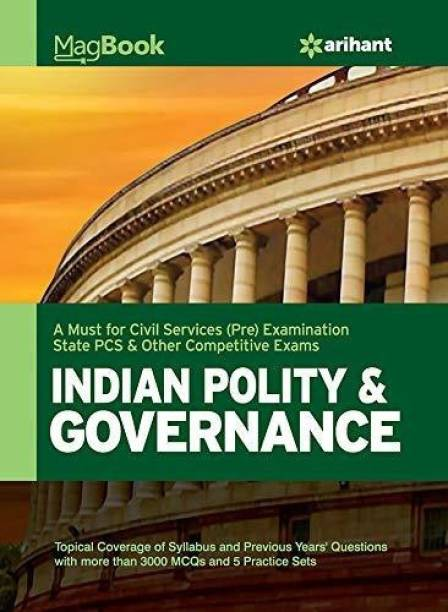 Magbook Indian Polity & Governance 2019