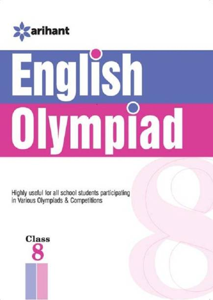 Olympiad Books Practice Sets - English Class 8th
