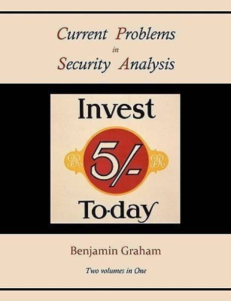 Current Problems in Security Analysis (Two volumes in One)