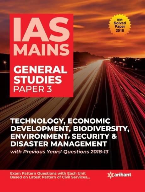 IAS Mains Paper 3 Technology Economic Development Bio Diversity Environment, Security & Disaster Management