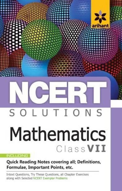 Ncert Solutions Mathematics for Class 7th
