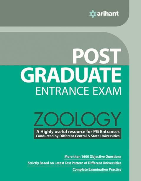 Post Graduate Professional and Scholarly Zoology