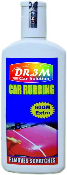 dr.3m Car & Bike Scratch Remover, use All Colours (Not for Dent & Deep Scratches)- 200gms+60gm EXTRA. Combo