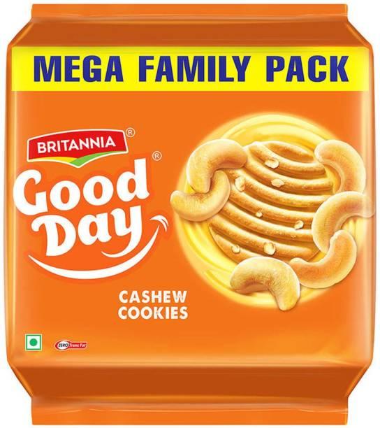 BRITANNIA Good Day Cashew Cookies Cookies