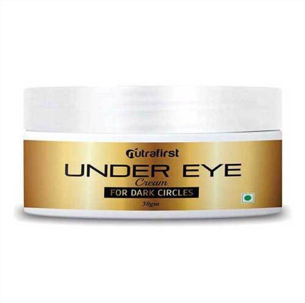 NutraFirst Under eye cream for Dark Circles and Puffiness
