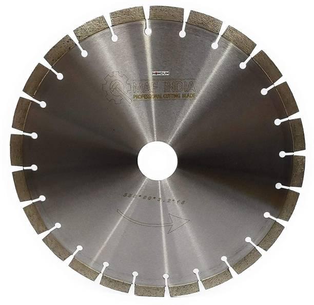 Homdum 14 Inch Premium Segmented Diamond Saw Blade for Concrete Wall Slotting Horse Clipper Blade