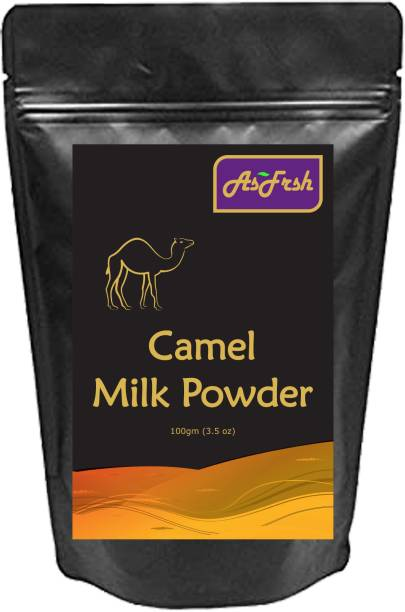 AsFrsh Camel  100gm Milk Powder