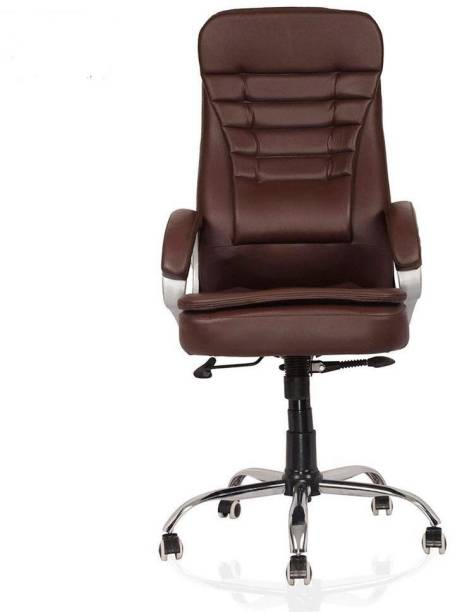 MRC Executive Chairs Leatherette Office Arm Chair
