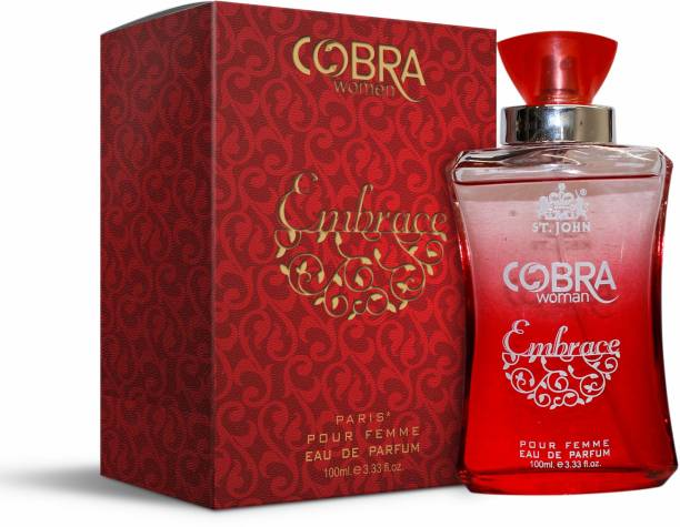 ST-JOHN Cobra Embrace Perfume 100 ml (Pack Of 2) Eau de Parfum  -  200 ml