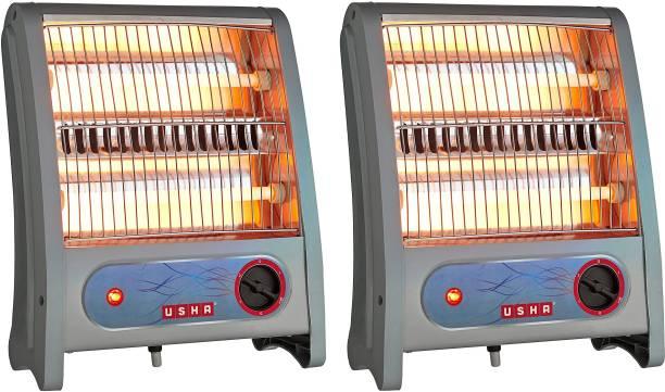 USHA QH 3002 pack of 2 Quartz Room Heater