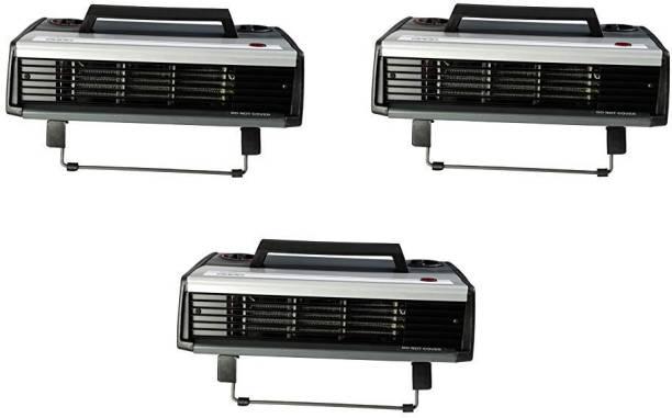USHA FH812 T pack of 3 Fan Room Heater
